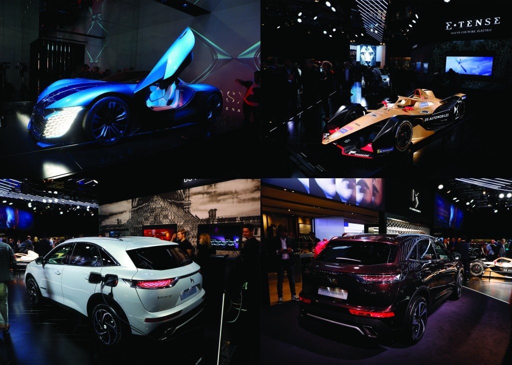 Paris Motorshow 2018