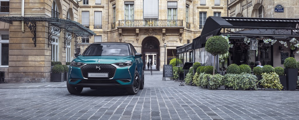 DS 3 CROSSBACK, SUV